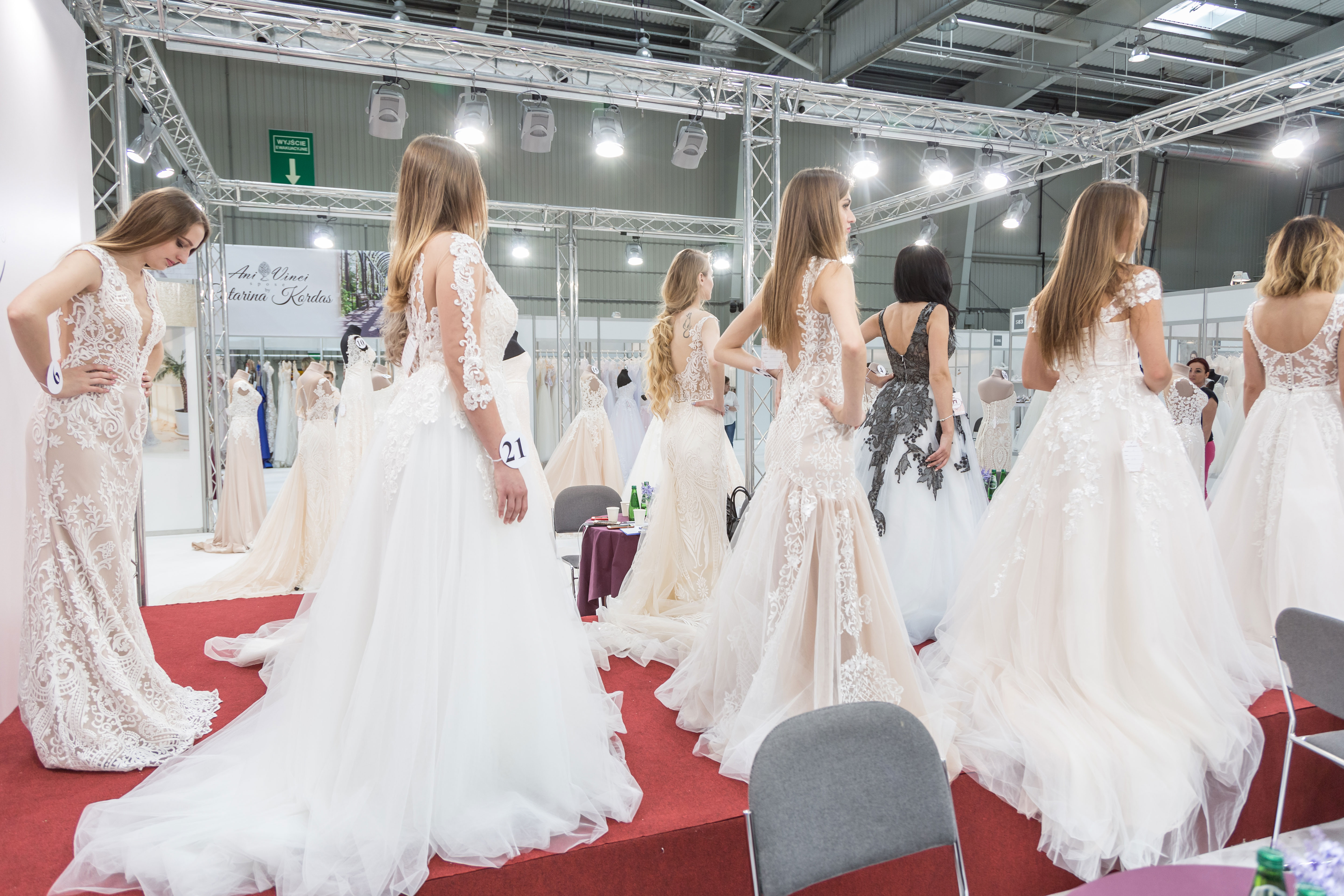 The Bridal Show 2017 in Warsaw with Hadassa